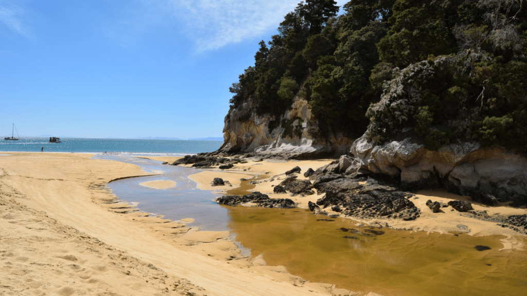 Abel Tasman Nationaal Park