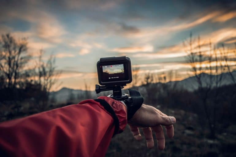 GoPro accessoire set