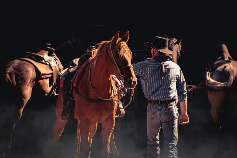 Buitenrit en dagtocht in western stijl bij The Mill Ranch