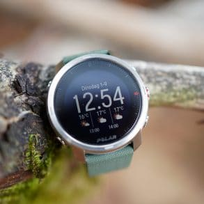 Polar Grit X outdoor horloge