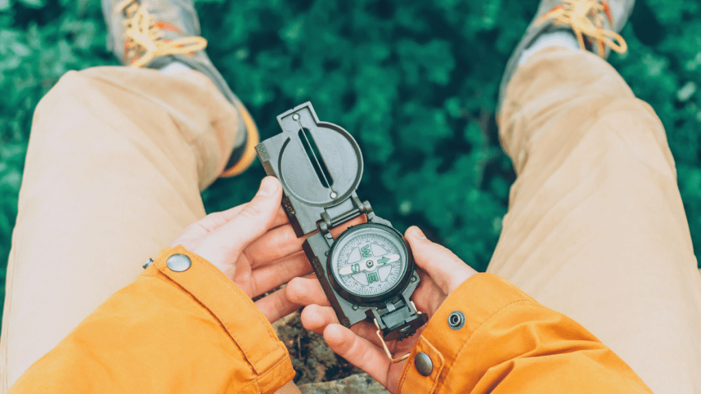 Kompas  Survival kit