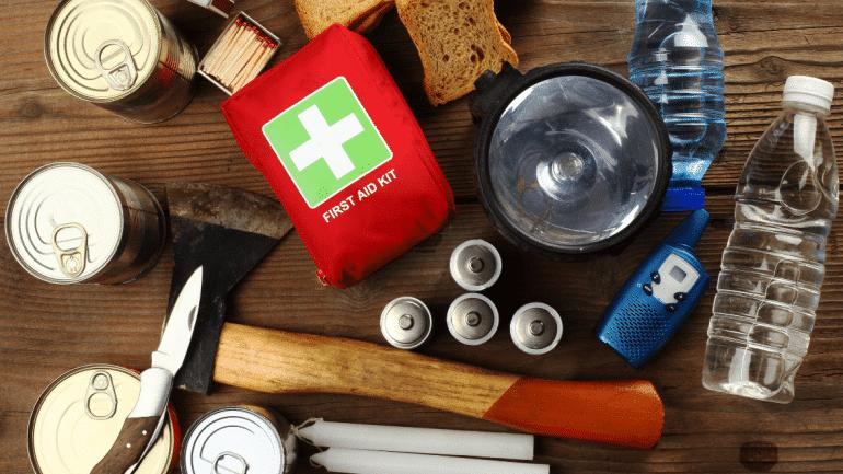 Survival kit wat neem je mee