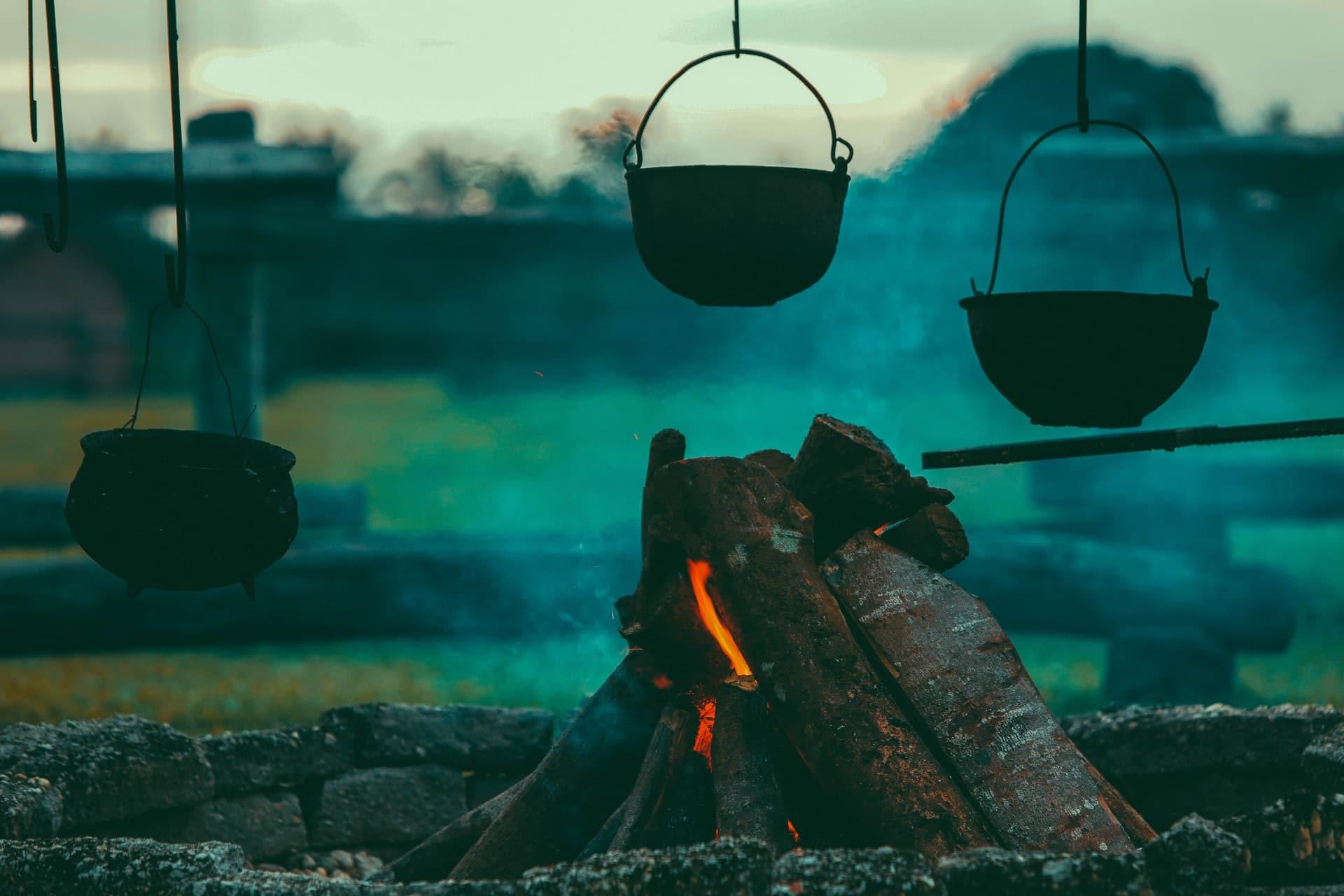 Camping kooktoestellen
