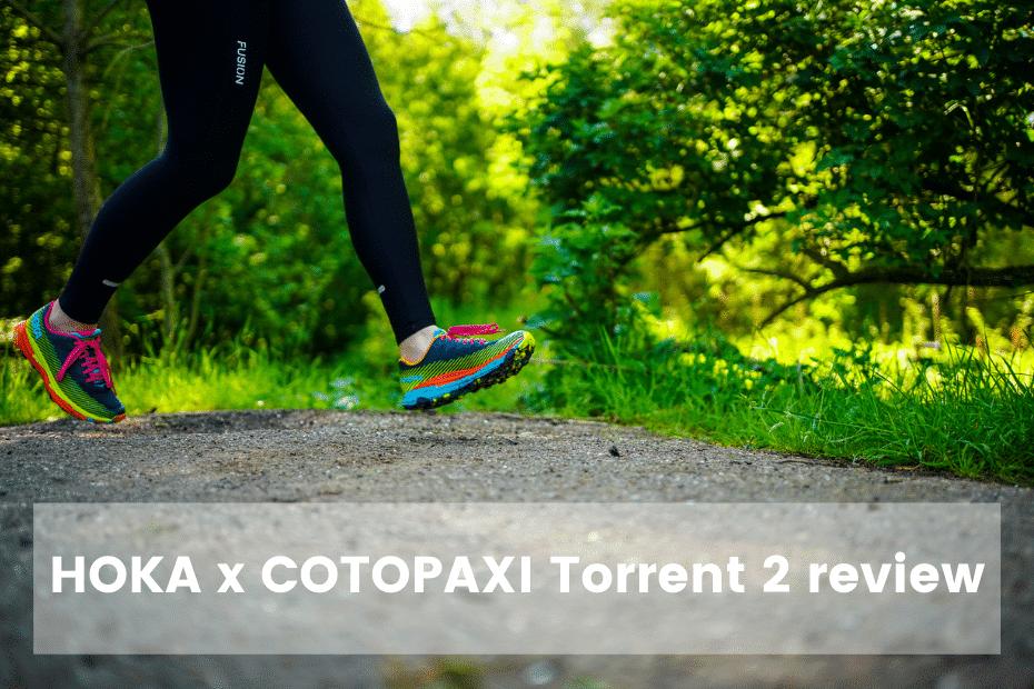 HOKA x COTOPAXI Torrent 2 review