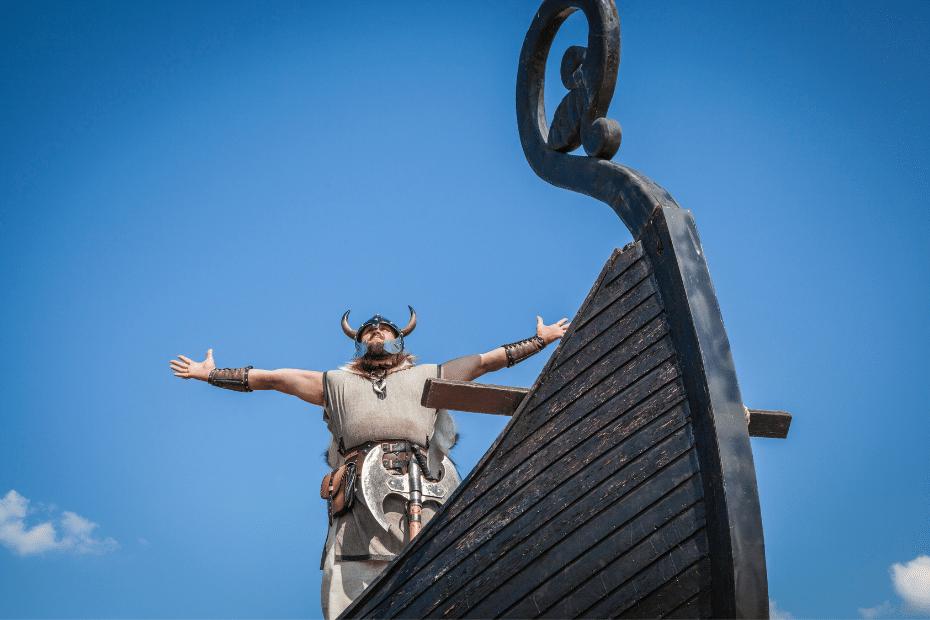 Iron Viking Obstacle run van 42 km