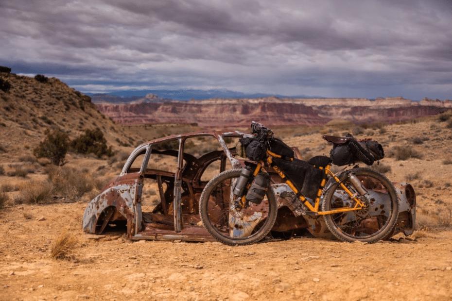 Decathlon riverside fietstas