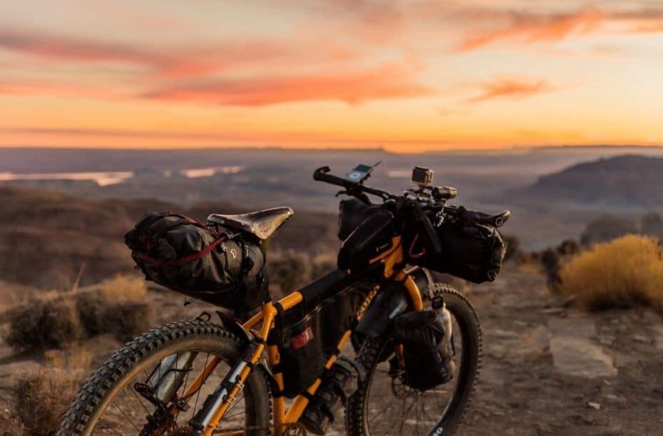 Kampioenschap bikepacking