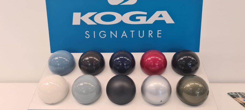 Kleur kiezen Koga Worldtraveller Signature