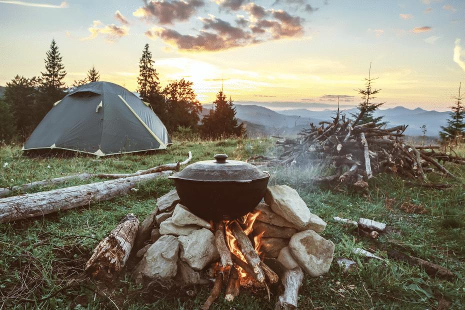 reizen en kamperen