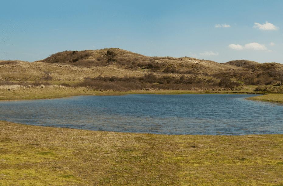 Noordhollands duinreservaat Duinkaart kopen ruiter