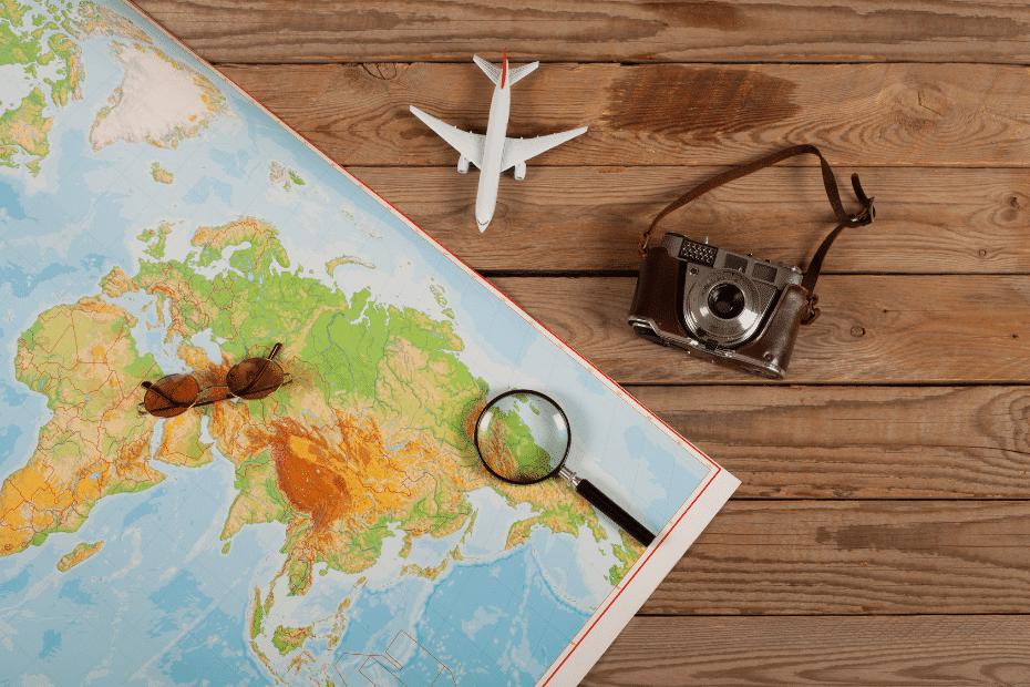 Reizen buitenland