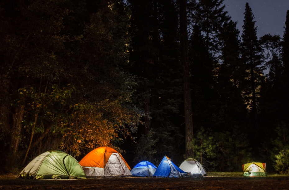 Soorten campings in Nederland