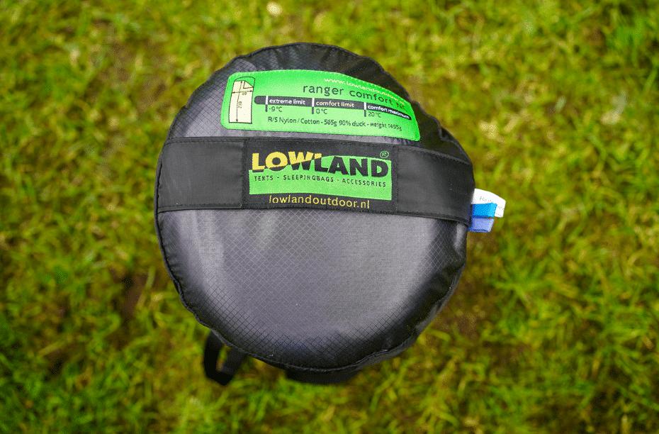 lowland Outdoor Ranger Comfort NC slaapzak review ervaring mening