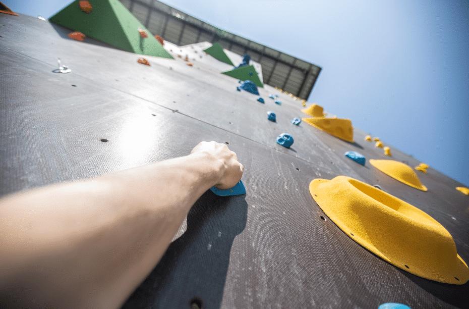 Buiten klimmen in Nederland: Alle buitenklimplekken
