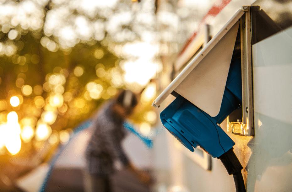 CEE camping stekker verloop
